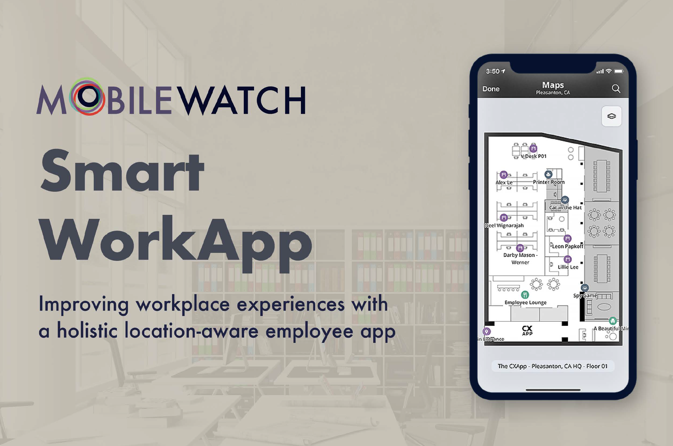 Smart WorkApp Datasheet